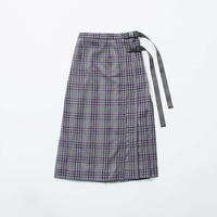 "【受注予約】jmx ""us"" rap skirt"