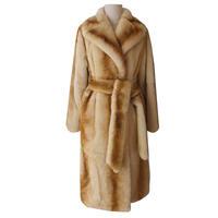 Camel luxury Coat