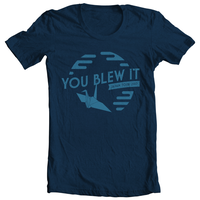 You Blew It Japan Tour 2017 | Tee Shirt