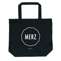 MERZ Logo Bag (Black) (MERZ-0017)
