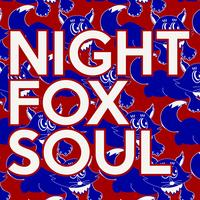"V.A.""NIGHT FOX SOUL -20 soulful dancers from Tokyo's top northern soul club-"""
