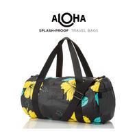 ALOHA Collection Hibiscus Duffle in Canary アロハコレクション ダッフル ハイビスカス イン キャナリー
