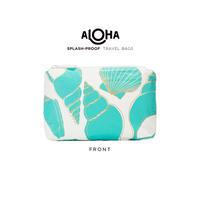 ALOHA Collection Sea Tresure Pouch Mini - Turquoise アロハコレクション ポーチミニ-シートレジャー ターコイズ