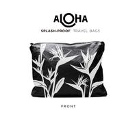 ALOHA Collection Birds In Paradise Large Pouch バードインパラダイス ラージポーチ