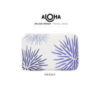 ALOHA Collection Wana Pouch Mini - Blue アロハコレクション ワナポーチミニ