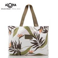 ALOHA Collection Painted Birds Holo Holo アロハコレクション パインテッドバード ホロホロ リバーシブルトートバッグ