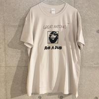 """[五木田智央]GREAT ANTONIO """"RUB A DUB"""" Tシャツ"""