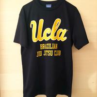 "[UCLA]""UCLA BJJ"" ドライメッシュTEE NAVY"
