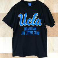 """[UCLA]""""UCLA BJJ"""" TEE BLACK"""