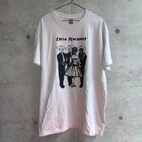 [五木田智央]LATIN PEHLWANS Tシャツ(ice-gray)
