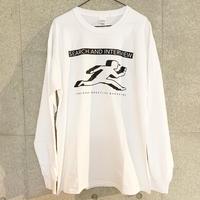 [井口弘史]SEARCH & INTERVIEW 長袖Tシャツ