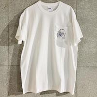 [五木田智央]TARZAN Tシャツ(ポケット付)