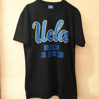 "[UCLA]""UCLA BJJ"" ドライメッシュTEE BLACK"