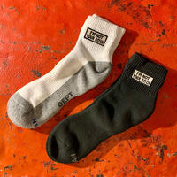 [DEPT]RIKI PHRASE BADGE SOX[長州力]
