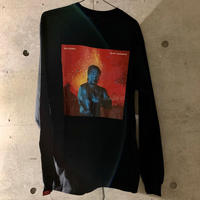 [DEPT]TRANSFER PRINTED L/S TEE[長州力]