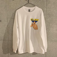 """""""CLAW"""" 長袖 Tシャツ"""
