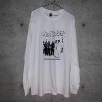 [五木田智央]ペールワンズ長袖Tシャツ(white)