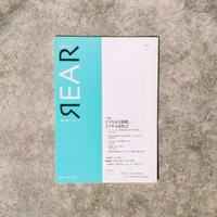 美術批評誌『REAR』no.2 / 特集「どうなる美術館、どうする展覧会」