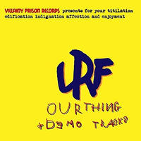 LRF - OUR THING + DEMO TRACKS(CD)2016/3/16