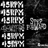 "45RPM ""STEP FORWARD""(CD)2008/07/29"