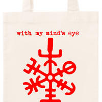 """WITH MY MIND'S EYE"" BAG"