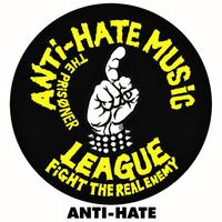 缶バッジ 32mm (ANTI-HATE MUSIC)