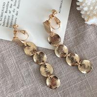 Vintage type  Rosary earring