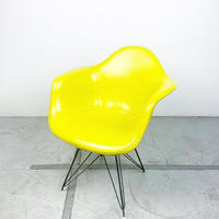 Herman miller arm shell chair 70's