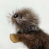 Handmade seal fur OTTER