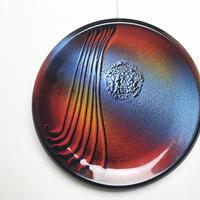 Space ceramic wall art