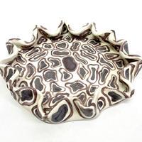 Ceramic art plate