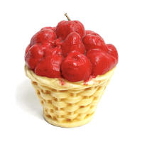 Berry candle 70's