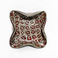 Ceramic art plate 1957's