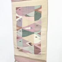 Fish design rug