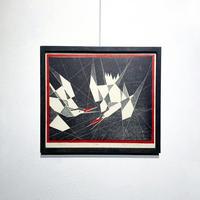Bird lithograph 60's〜70's