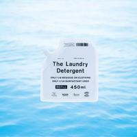 「いつも通り、これ一本で何でも洗える」洗濯洗剤 The Laundry detergent Refill