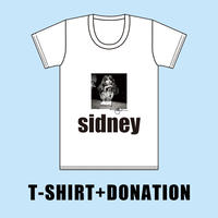 T-SHIRT: Sidney + DONATION (寄付3,000円)