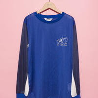 【THE CHUMS OF CHANCE】MESH LONG SLEEVE①