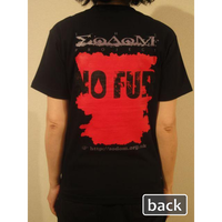 The Sodom Project T-Shirts (Short Sleeve, Red x Black)