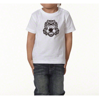 KIDS エンブレムTシャツ(ホワイト)