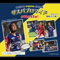 【湯友ガチャ】ザスパブロマイド第14弾(全33種類)愛媛FC戦