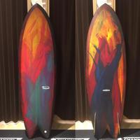 "【THOMAS BEXSON】KEEL FISH 6'0"""