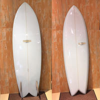 "【Y.U SURFBOARD】 ROCKET FISH 6'0"" R.Uシェイプ"