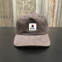 【BRIXTON】STOWELL MP CAP  GRAPHITE(グラファイト)