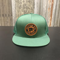 【BRIXTON】FORTE MP MESH CAP LEAF(グリーン)
