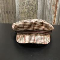 【BRIXTON】FIDDLER CAP KHAKI/BROWN/CREAM(カーキ/ブラウン/クリーム)