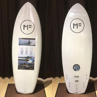 "【MICK FANNING】LITTLE MARLEY 5'6"" FCS2FIN付き"