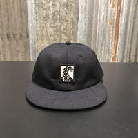 【THE CRITICAL SLIDE SOCIETY】FLTV NEUE CAP BLACK(ブラック)