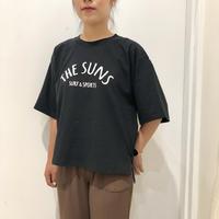 【SUNS】 19ss SST04  BLACK