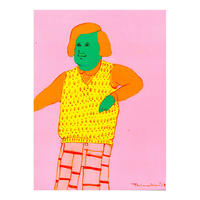 ピクルス - ベストを着た男 Pickles - A man in a sweater vest